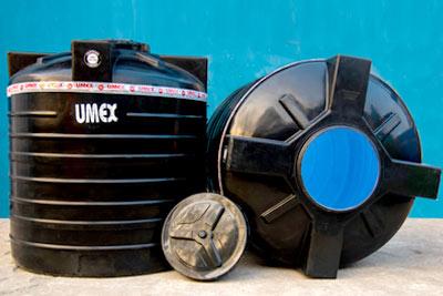 UMEX Water Tank
